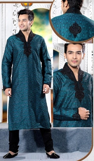Groom-Mehndi-dresses-Collection-for-Boys (9)