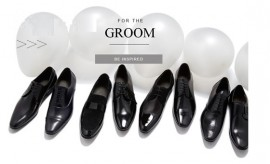 New Men's Wear Stylish and Classy Wedding Footwear Collection for Grooms