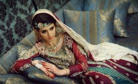 Exclusive Barat Dresses 2017-2018 Bridal Collection for Wedding Brides