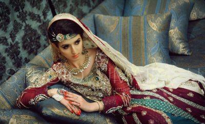 Latest Bridal Barat Dresses for Wedding Brides (1)