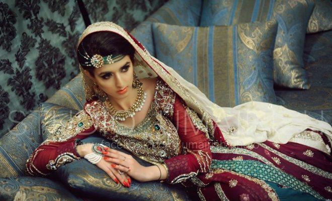 6a154252dd8d Exclusive Barat Dresses 2017-2018 Bridal Collection for Wedding Brides