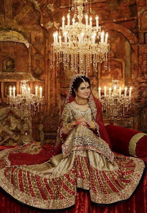Barat Dresses for Brides