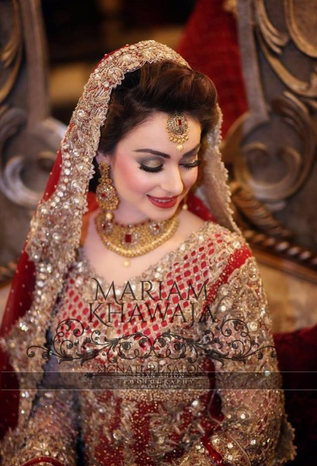 Latest Bridal Barat Dresses for Wedding Brides (26)