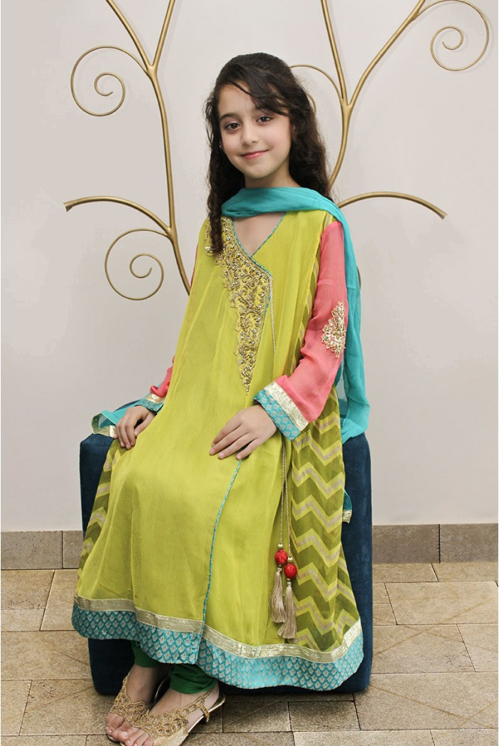 beautiful party wear dresses for little girls by top most