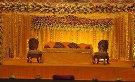 Latest and Trendy Mehndi Stage Decoration Plans and Mehndi Rasam ideas