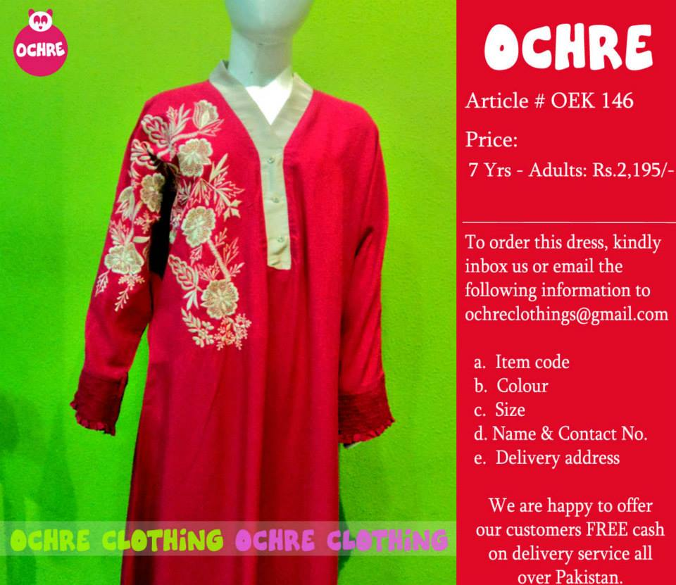 OCHRE-Kids-Wear-Dresses-for-Girls (2)