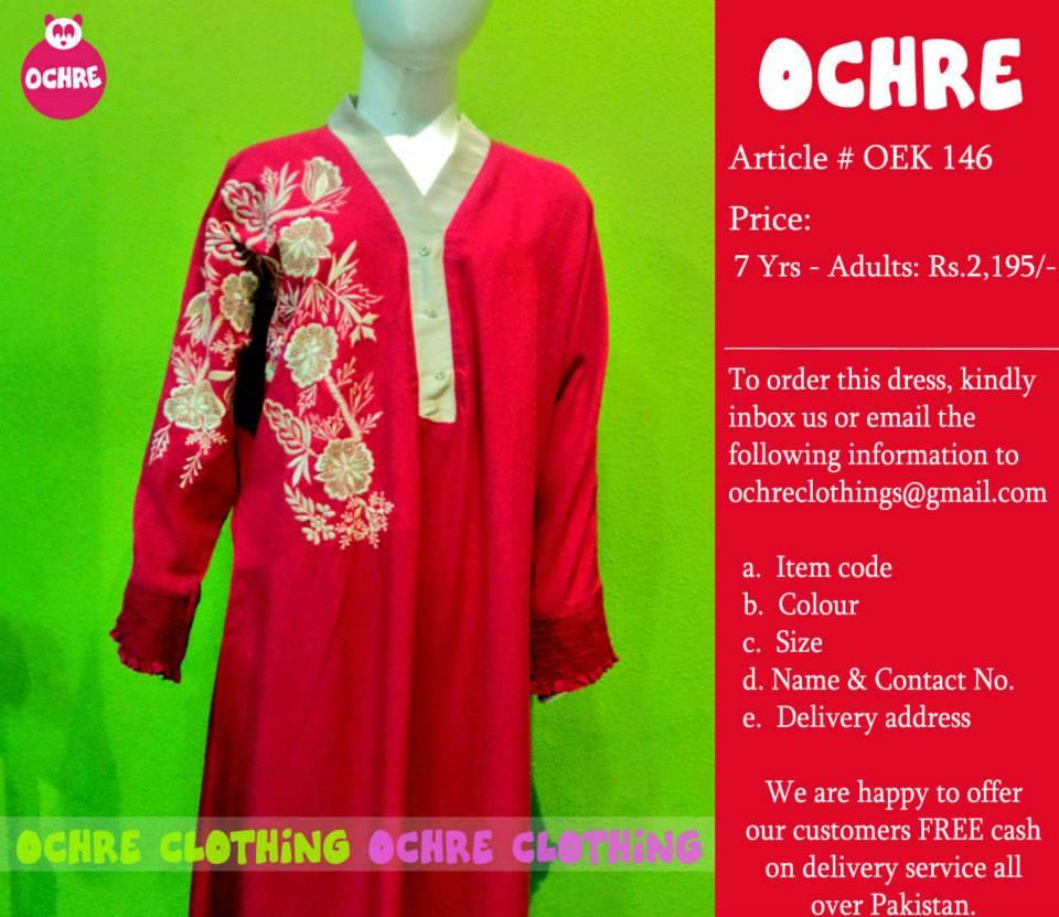 OCHRE-Kids-Wear-Dresses-for-Girls (2)