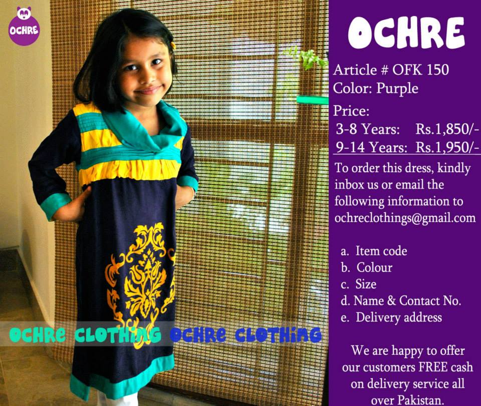 OCHRE-Kids-Wear-Dresses-for-Girls (3)