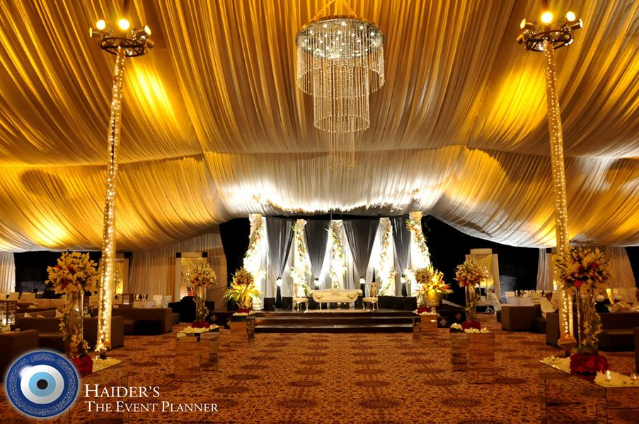 walima stage decoration