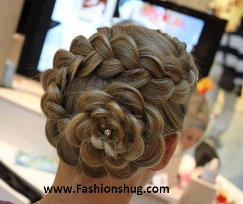 Miraculous Bridal Wedding Hairstyles 2016 2017 Ideas For Wedding Brides Hairstyle Inspiration Daily Dogsangcom
