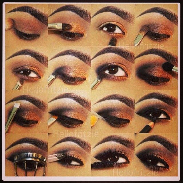 Mehndi Makeup Step By Step : Bridal makeup ideas mehndi barat walima