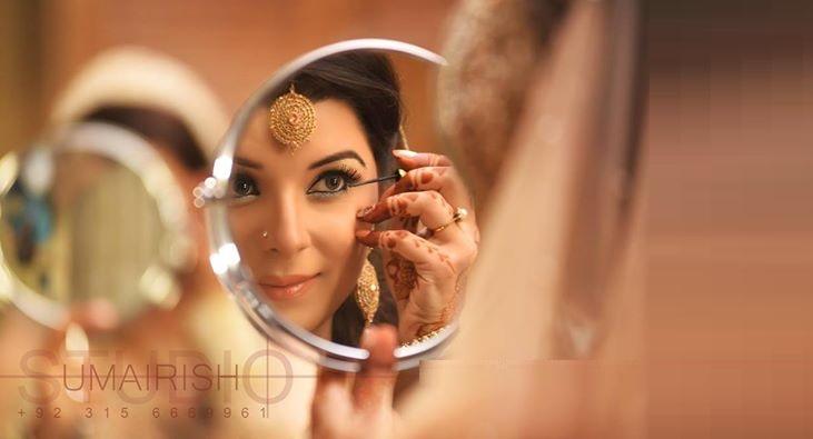 Bridal Makeup 2018 : Bridal Makeup ideas 2017-2018 - Mehndi, Barat and Walima ...