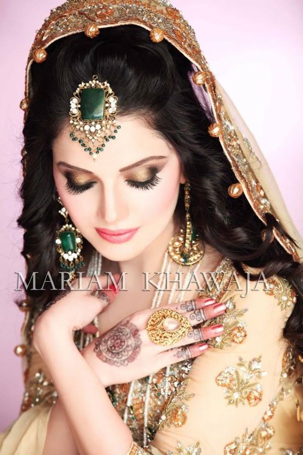 Bridal Makeup ideas 2017-2018 - Mehndi, Barat and Walima ...