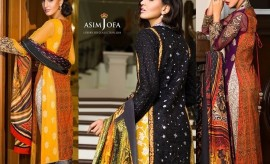 Asim Jofa New Luxury Eid Collection for women