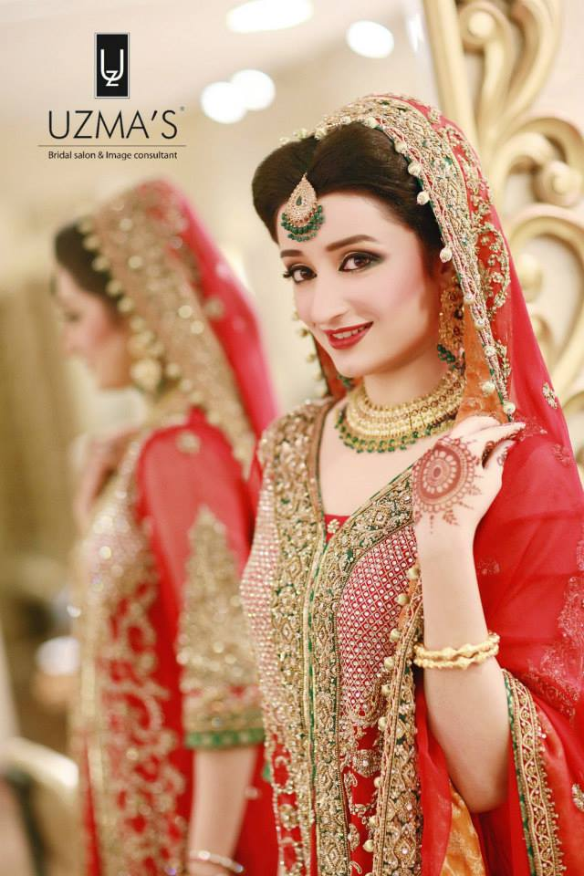 red bridal lehenga designs 2018 the worth buying