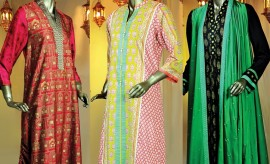 J. Junaid Jamshed New Stylish Kurti/Tunics Collection for Women