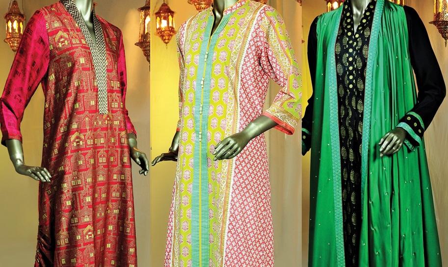 J. Junaid Jamshed New Stylish Kurti/Tunics Collection 2014 ...