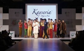 Kayseria Delhi Pop Party wear Collection at Taj Palace Hotel,Delhi