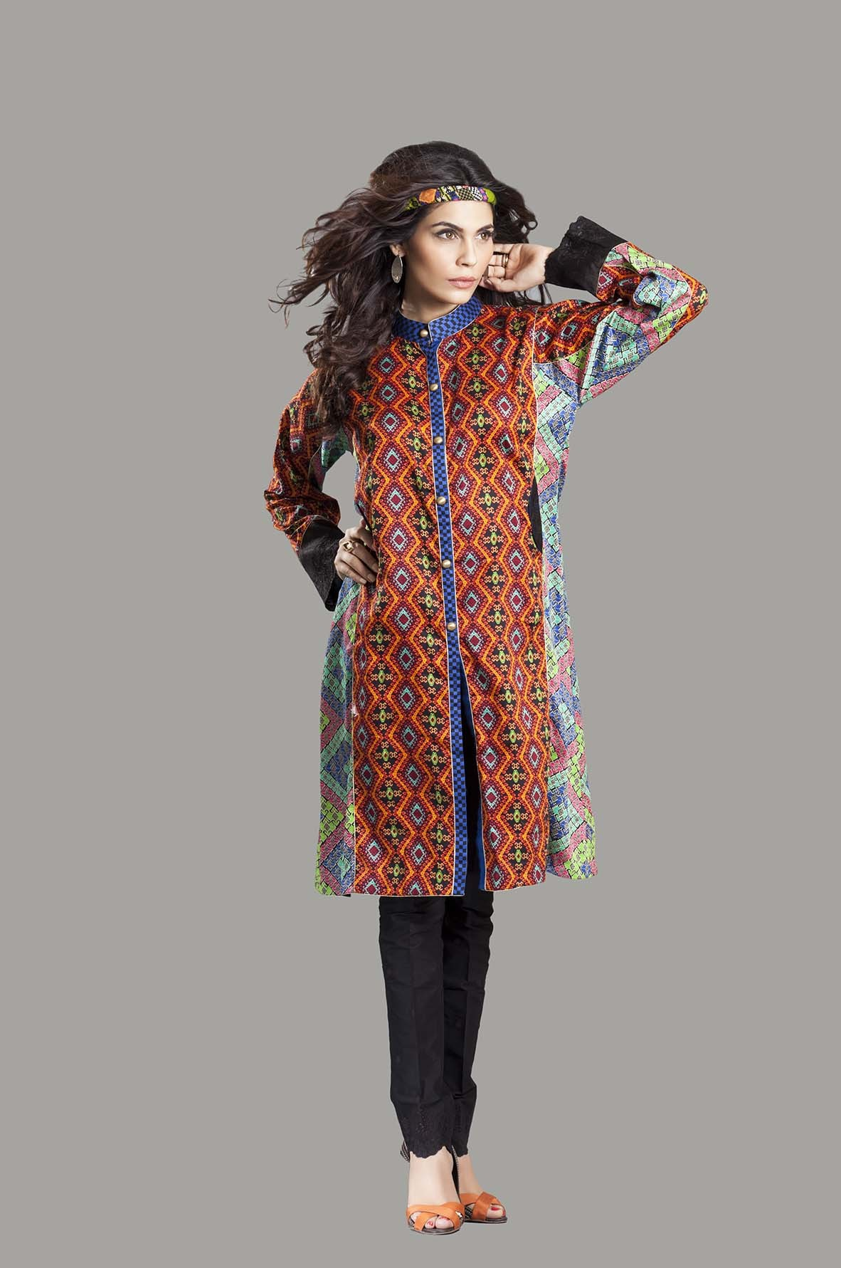 Kayseria New FallWinter Finer Cambric Collection For Women