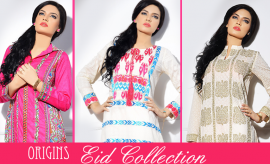 Origins New Ready-to-Wear Eid Outfits by Origins Eid Collection