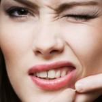 Pimple-under-chin