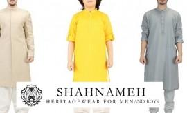 SHAHNAMEH Safar-e-Hayat Eid Collection for Men and Boys