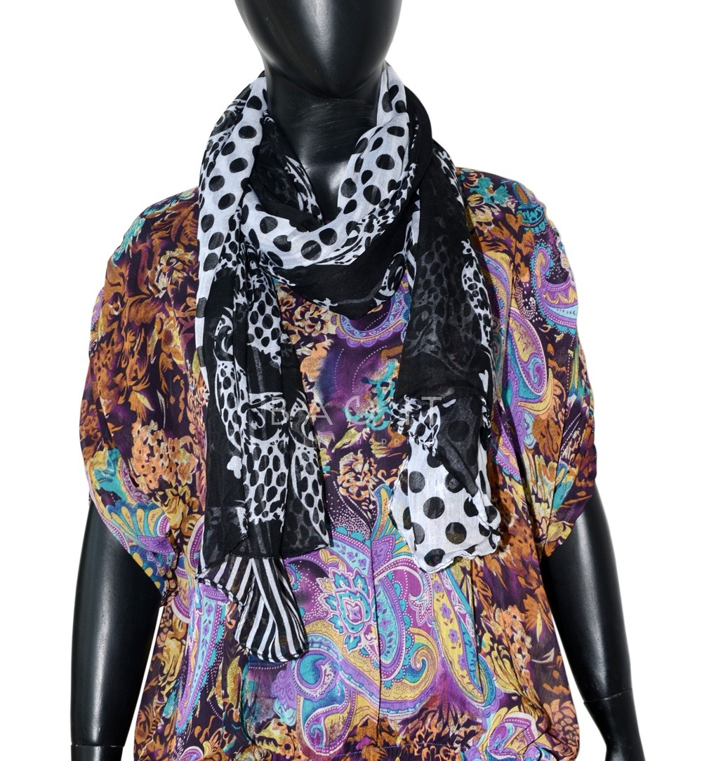new stylish and exclusive ladies scarves by crossroads