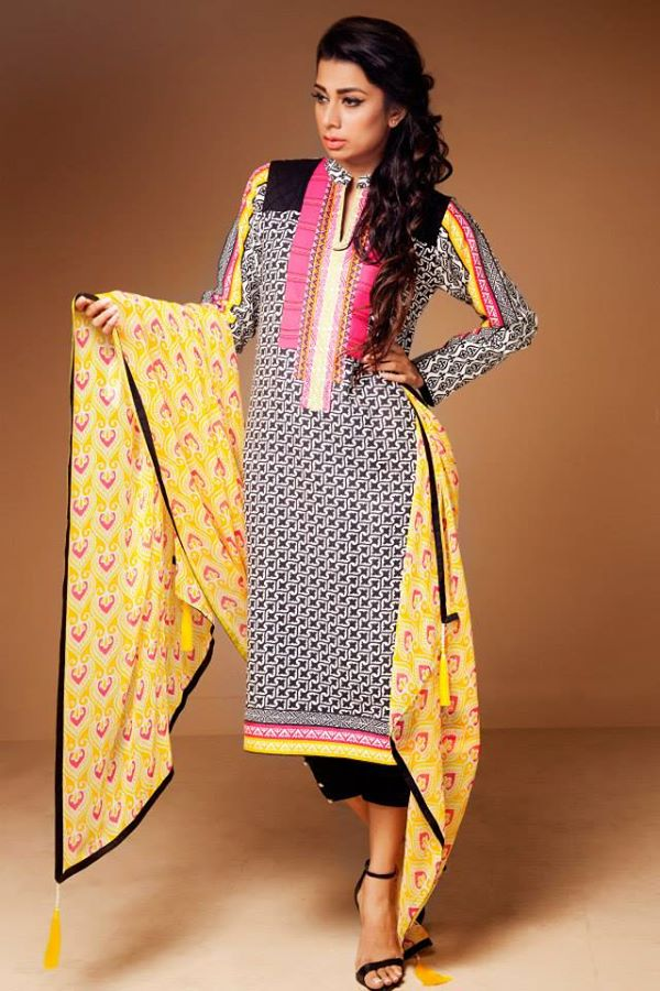Satrangi By Bonanza Garments New Cambric And Lawn