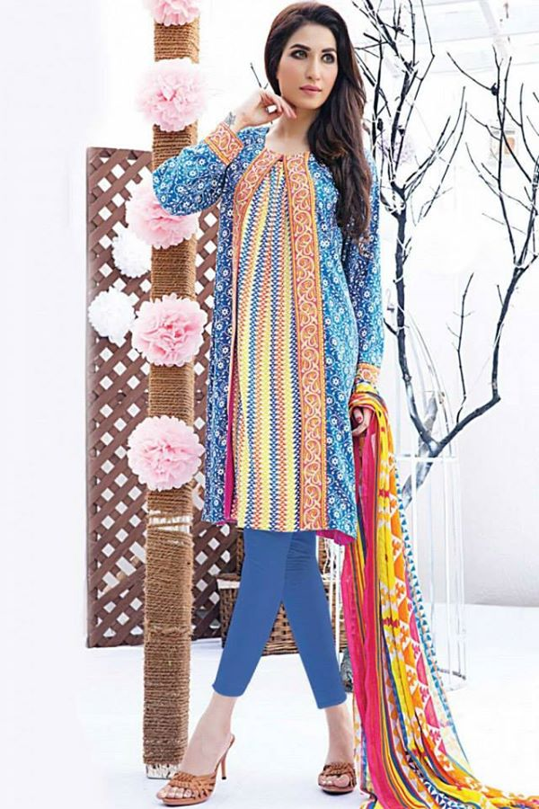 Satrangi by bonanza ready to wear cambric lawn collection for women