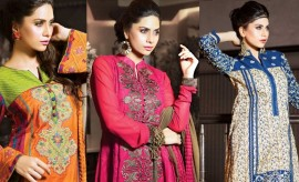 Eden Robe New Pret Wear Winter Collection 2015-2016 for Women