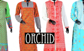 ORCHID Spring / Eid Collection Ready-to-Wear Eid Dresses for Women
