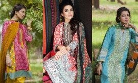 KHAADI New fall/Winter Unstitched Cambric Collection for women