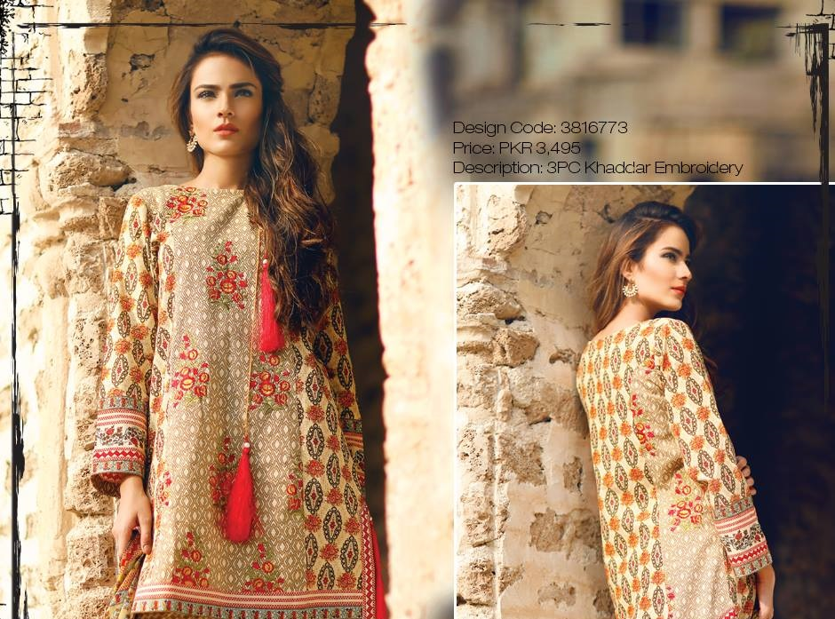 warda khaddar winter designs 2016