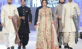 Fahad hussayn formal collection at pfdc l 39 oreal paris bridal week - Zara paris collection ...