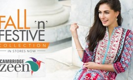 Zeen by Cambridge New Fall and Festive Collection for women