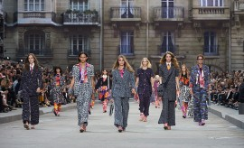 CHANEL Spring Summer Ready-to-Wear Show by FRANÇOISE-CLAIRE PRODHON