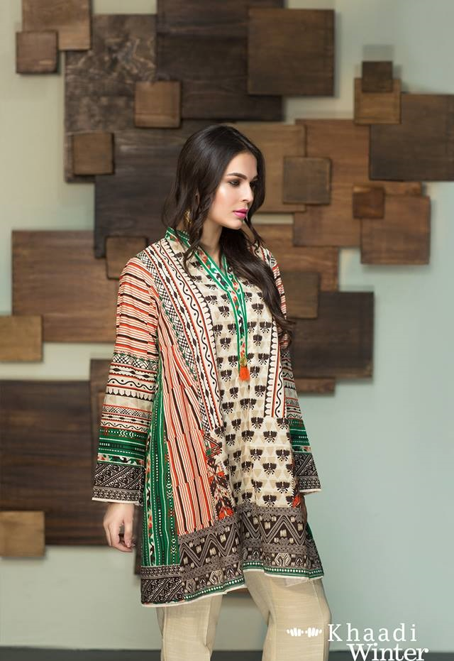 khaadi khaddar winter designs 2016