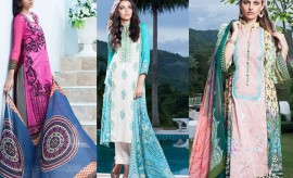 Shariq Textiles Libas Collection – New Embroidered Winter Suits for Women