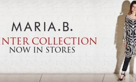 Maria B Fall Winter Collection 2015-2016 for women and Girls