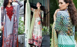 Mavi Designer New Embroidered Winter Collection 2015-2016