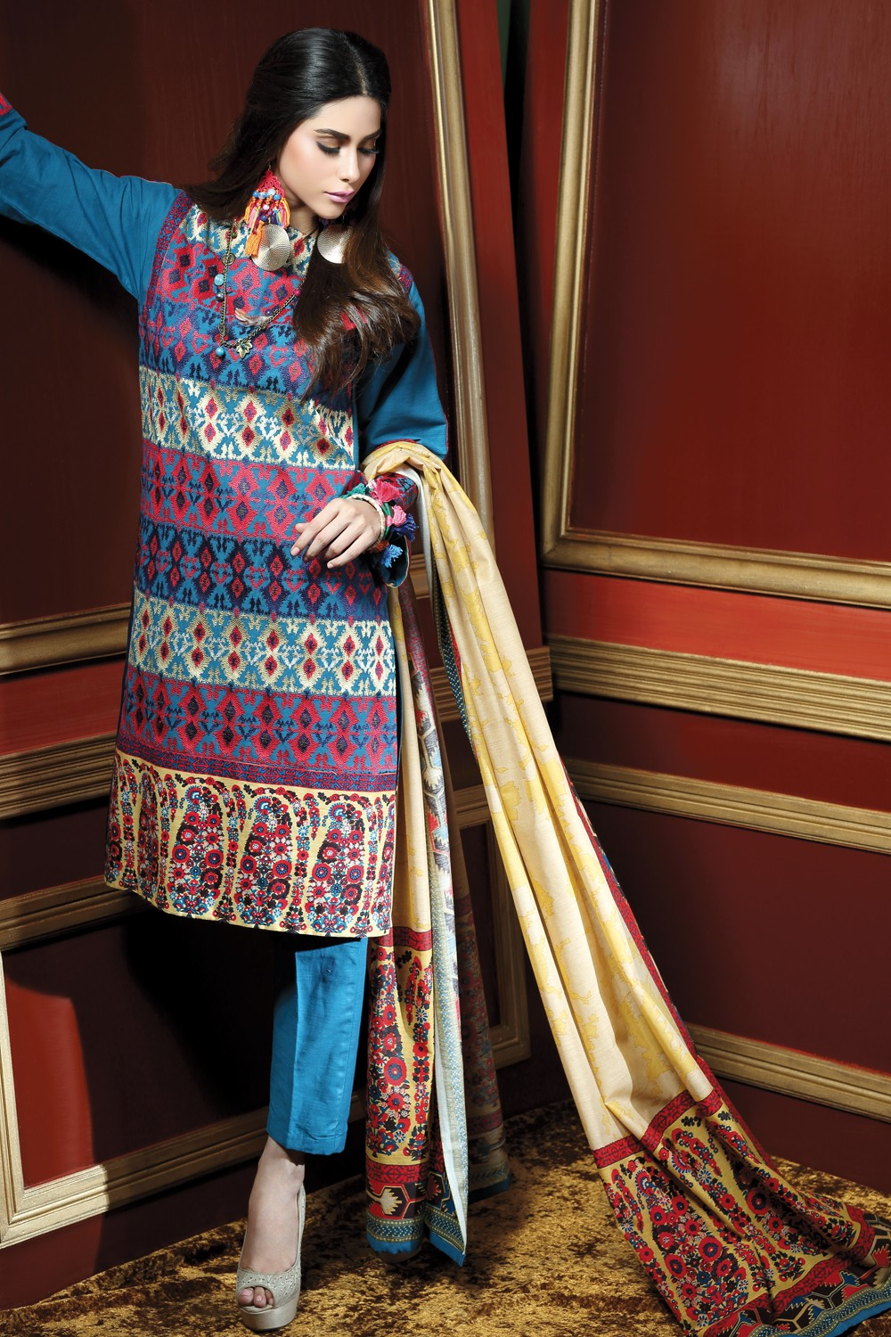Nimsay New Winter Collection 2014-15 for Women - Fashions ... |Nimsay New Collection