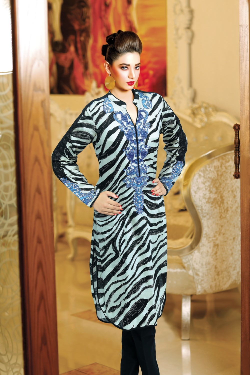 Nimsay Embroidered Eid Collection 2015-2016 Limitted ... |Nimsay New Collection