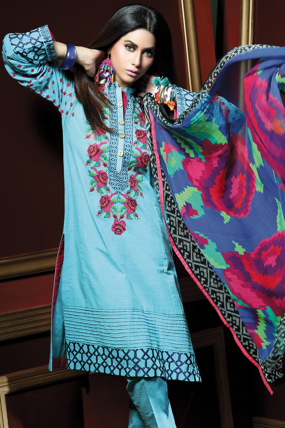 Nimsay Latest Milano Spring Summer Collection 2020 with ... |Nimsay New Collection
