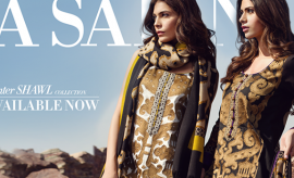 Sana Safinaz New Winter Shawal and Ready-to-wear Collection
