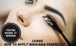 How to Apply Mascara Perfectly Like a Pro – Step by Step Tutorial