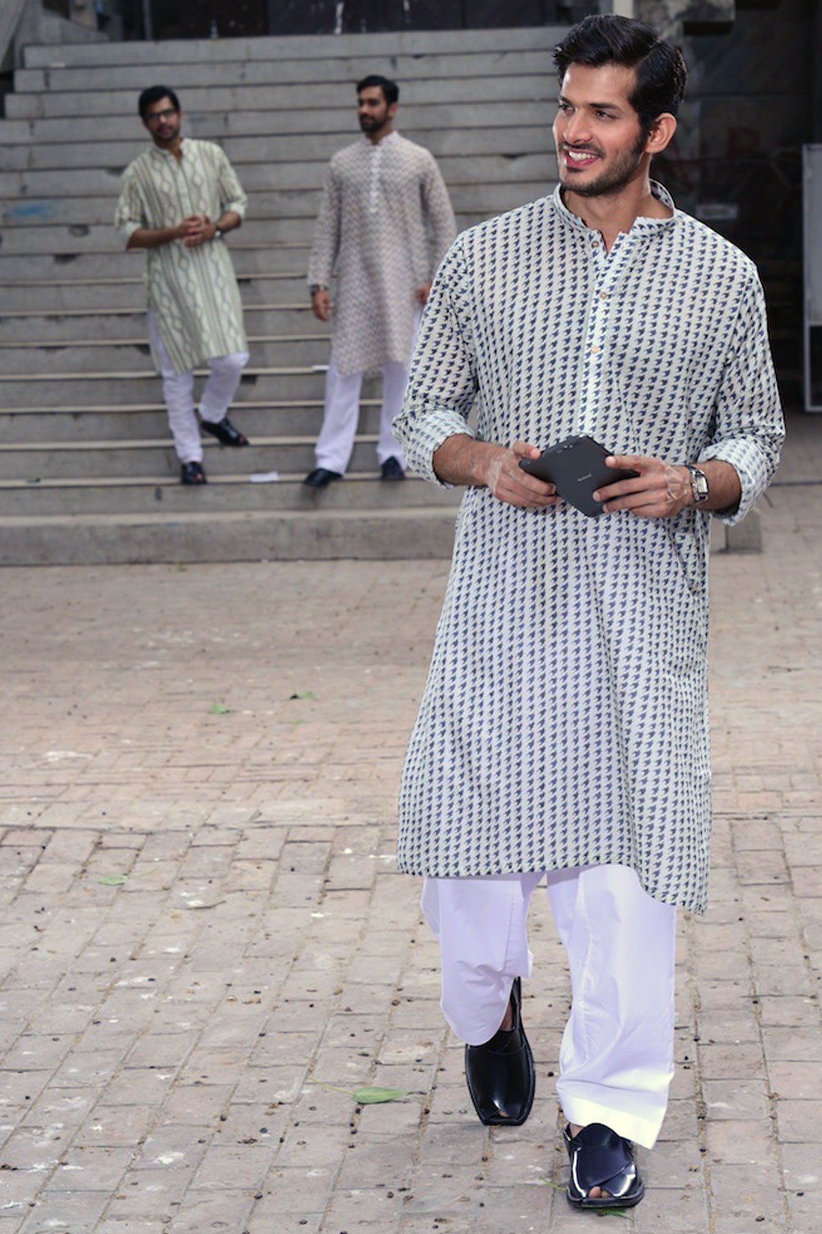 alkaram winter kurtas