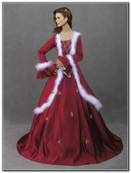 Beautiful Christmas Dresses Collection For Men Women