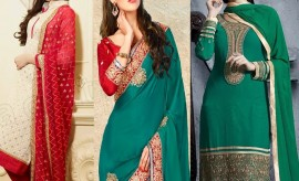 Natasha Couture Elegant Sarees and Indian Salwar Kameez Collection