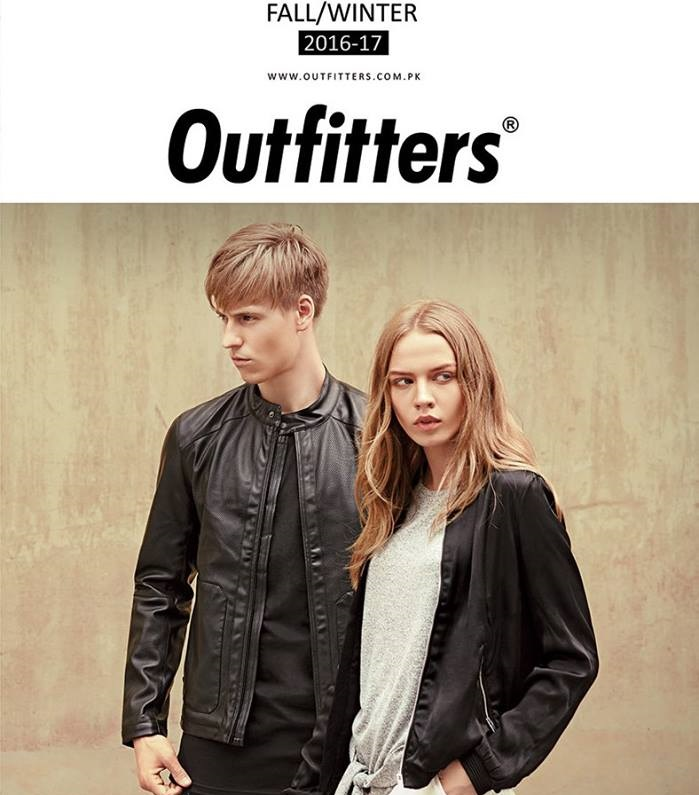 Outfitters winter collection 2016-2017