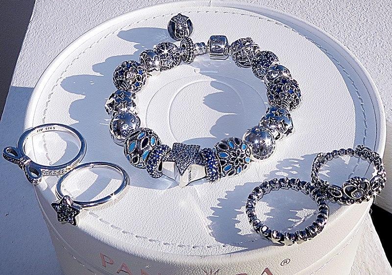 Pandora Christmas Jewelry